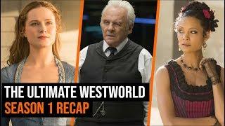 Download The Ultimate Westworld Season 1 Recap Video