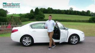 Download Peugeot 508 saloon review - CarBuyer Video