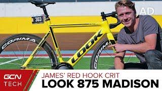 Download James' Red Hook Crit LOOK 875 Madison Track Bike Video