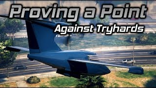 Download GTA Online: Proving a Point Against Tryhards Video