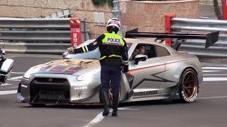 Download POLICE vs SUPERCARS In Monaco! TOP MARQUES Monaco! Video