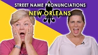 Download We Tried to Pronounce these New Orleans Street Names Video