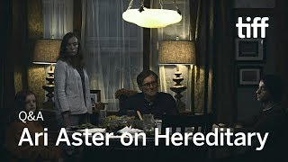 Download Ari Aster on HEREDITARY [Includes Spoilers] | TIFF 2018 Video