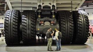 Download มาดูกัน!!! สุดยอดเทคโนโลยีการผลิตรถบรรทุก คันใหญ่ที่สุดในโลก Video
