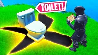 Download *RARE* TOILET TREASURE!! - Fortnite Funny WTF Fails and Daily Best Moments Ep.1008 Video
