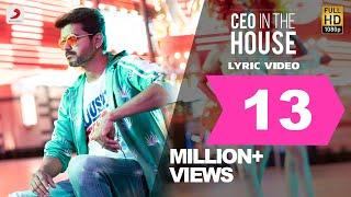 Download Sarkar - CEO In The House Lyric Video | Thalapathy Vijay | A .R. Rahman | A.R Murugadoss Video