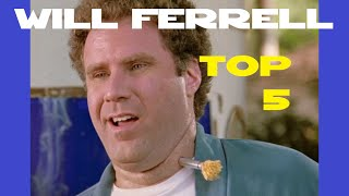 Download Top 5 Will Ferrell hilarious movie scenes Video