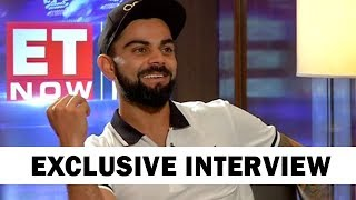 Download Virat Kohli In A Candid Interview With ET Now | Exclusive Video