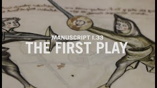 Download Manuscript I.33 Interpreted   The First Play Video