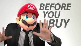 Download Super Mario Odyssey - Before You Buy Video