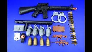 Download Toy gun Realistic Police | Gun toy (6) Video