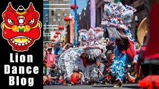 Download CYSM - Lion Dance - Main Set Chinatown CNY 2017 - (4K Video) Video
