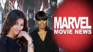 Download Angela Bassett Joins Black Panther, Zendaya Not MJ, Inhumans & More! | Marvel Movie News Ep 109 Video