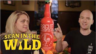 Download Sean Evans Drinks Spicy Beers | Sean in the Wild Video