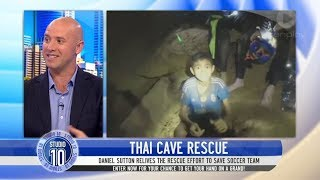 Download What We Didn't See From The Thailand Cave Rescue | Studio 10 Video