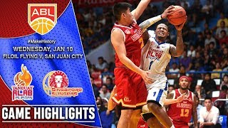 Download Tanduay Alab Pilipinas vs Singapore Slingers | HIGHLIGHTS | 2017-2018 ASEAN Basketball League Video