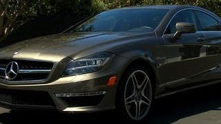 Download Car Tech - 2013 Mercedes-Benz CLS63 AMG Video
