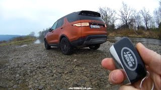 Download Land Rover Discovery 5 TEST POV Drive & Walkaround English subtitles Video