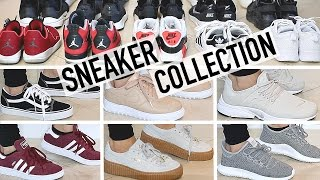 Download MY SNEAKER COLLECTION + TRY ON! ADIDAS, NIKE, PUMA, AND MORE! Video