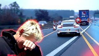 Download 1st day with my new Porsche and this happens *Autobahn gone wrong* Video