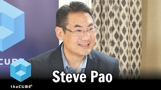 Download Steve Pao, Igneous Systems - CUBEconversation Video