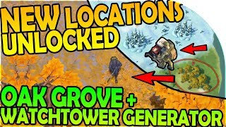 Download NEW LOCATIONS UNLOCKED, OAK GROVE, WATCHTOWER GENERATOR FIX- Last Day On Earth Survival 1.6.0 Update Video