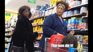 Download The Pooter - Farting on People at Walmart - ″THAT MAN DID IT!″ Video