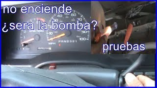 Download como probar la bomba de gasolina (sin quitarla) Video