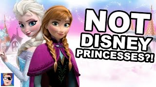Download Anna and Elsa Are NOT Disney Princesses?! Video