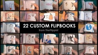 Download Hand Drawn Flipbook Compilation Video