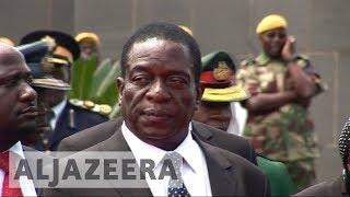 Download Robert Mugabe fires 'disloyal' Zimbabwe VP Emmerson Mnangagwa Video