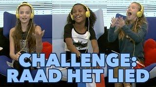 Download #46 CHALLENGE: RAAD HET LIED | JUNIORSONGFESTIVAL.NL Video
