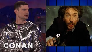 Download Flula Borg's Favorite Action Film Is ″Die Hard″ - CONAN on TBS Video