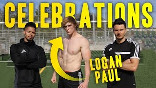 Download AMAZING GOAL CELEBRATIONS WITH LOGAN PAUL! Video