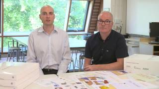 Download Mr Bill Nicholl and Mr Ian Hosking, Public Engagement with Research Award winners 2016 Video