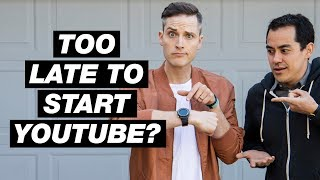 Download Is it Too Late to Start YouTube in 2018? Video