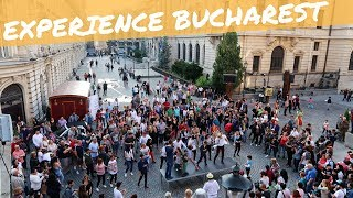 Download Flying to Romania - First Impressions of Bucharest Video