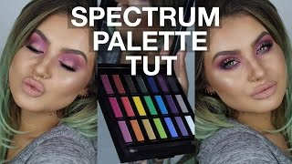Download FULL FACE GLAM - URBAN DECAY SPECTRUM PALETTE Video