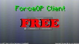 Download FORCE OP HACK MINECRAFT 1.10.0 - 1.10.2 | CrashDeZZ & Garkolym Video