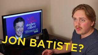 Download Filling In For Jon Batiste Video
