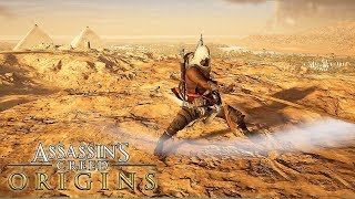 Download Assassins Creed Origins - Dev Q&A #1: COMBAT @ 1080p HD ✔ Video