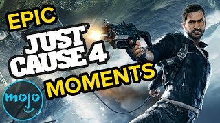 Download Top 10 Most Epic Just Cause 4 Moments Video