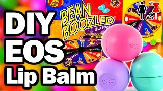Download DIY Bean Boozled EOS LIP BALM, CORINNE VS PIN #14 Video