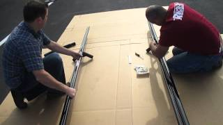 Download Rack-it Truck Rack's Shippable Modular HD Truck Rack Unpack and Assembly Video
