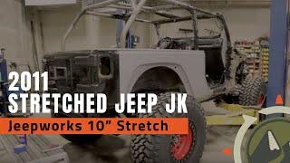 Download The Ultimate JK Build - Jeepworks 10″ Stretch Video