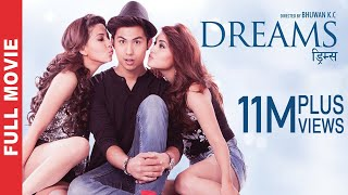 Download DREAMS | New Nepali Superhit Full Movie 2016/2073 | Anmol KC, Samragyee RL Shah Video