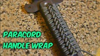 Download DIY Paracord Handle Wrap Video