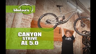 Download Canyon Strive 5.0 Unboxing. 2018 Freeride Mountain Bike Video