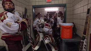 Download NEC at Norwich University 2017 NEHC Men's Hockey Championship Highlights Video
