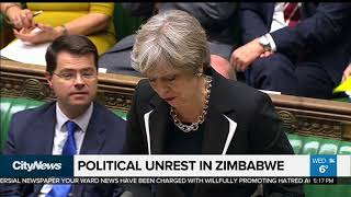 Download U.N. calls for calm after military seizes power in Zimbabwe Video